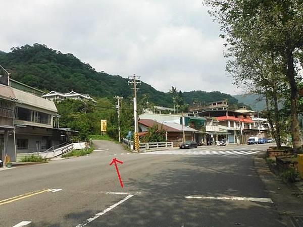 平溪步道.溪山百年古圳步道.平菁步道地圖 001
