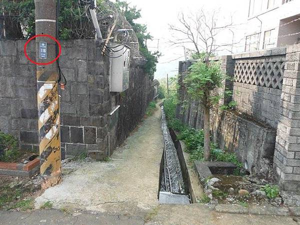 平溪步道.溪山百年古圳步道.平菁步道地圖 048