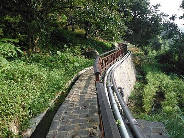 平溪步道.溪山百年古圳步道.平菁步道地圖 081