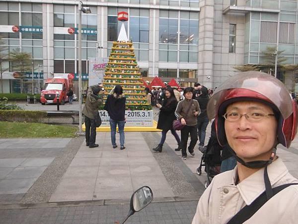 信義誠品聖誕樹.東方文華酒店聖誕樹 003