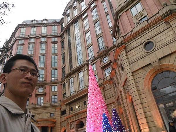信義誠品聖誕樹.東方文華酒店聖誕樹 006