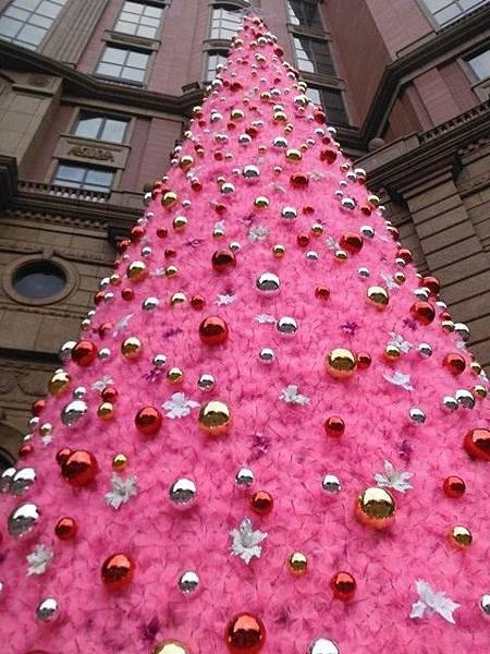 信義誠品聖誕樹.東方文華酒店聖誕樹 009