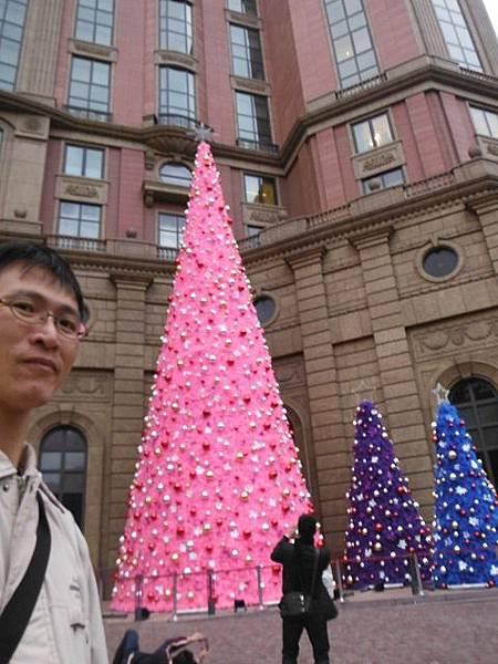 信義誠品聖誕樹.東方文華酒店聖誕樹 011