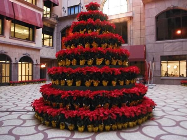 信義誠品聖誕樹.東方文華酒店聖誕樹 015