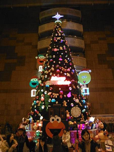 台北火車站大廳聖誕樹.京站聖誕樹 003.JPG
