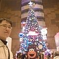 台北火車站大廳聖誕樹.京站聖誕樹 004.JPG