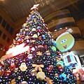 台北火車站大廳聖誕樹.京站聖誕樹 006.JPG