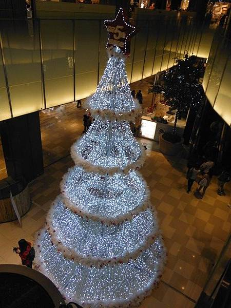 台北火車站大廳聖誕樹.京站聖誕樹 017.JPG