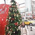 西門捷運站聖誕樹 013.JPG
