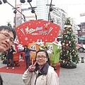 西門捷運站聖誕樹 015.JPG
