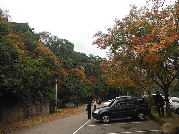 拱北殿賞楓.三秀山 002