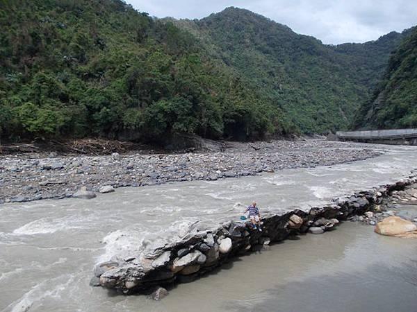 風災後烏來紅河谷2015 009