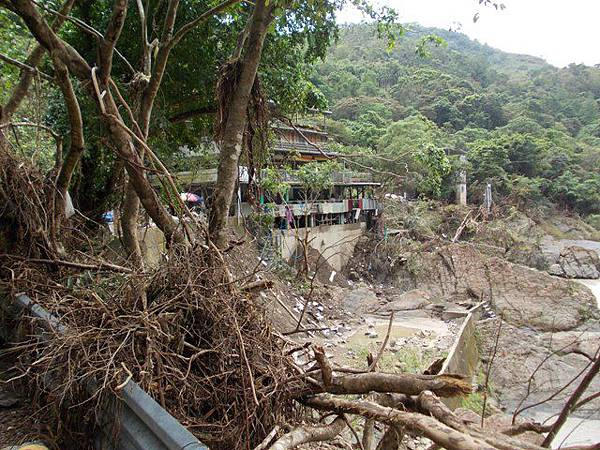 風災後烏來紅河谷2015 019