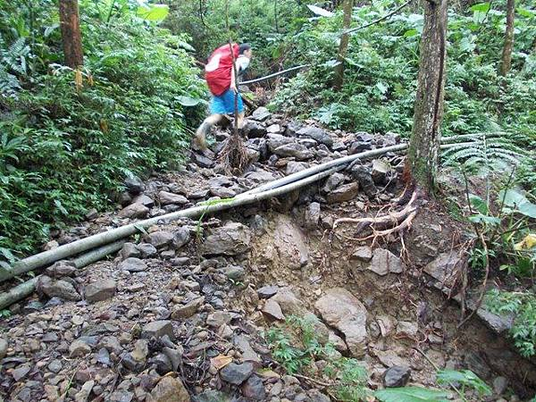 風災後烏來紅河谷2015 039