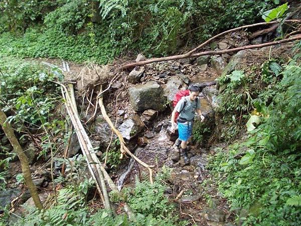 風災後烏來紅河谷2015 042
