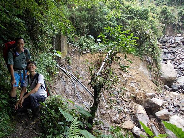 風災後烏來紅河谷2015 046