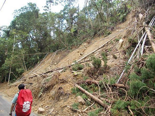 風災後烏來紅河谷2015 056