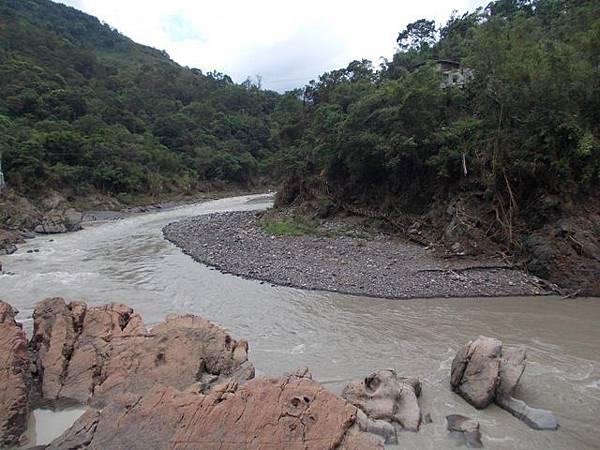 風災後烏來紅河谷2015 060