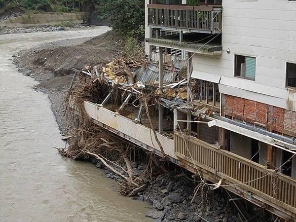 風災後烏來紅河谷2015 071