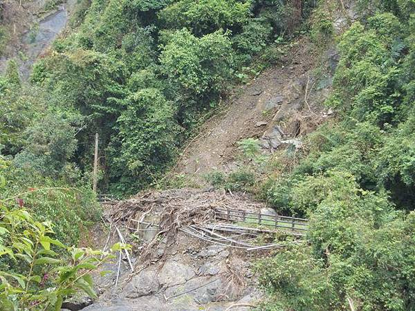 風災後烏來紅河谷2015 108