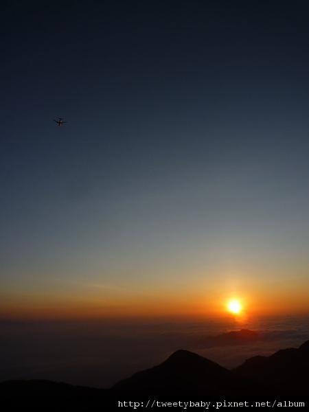 擎天崗山.竹蒿山.大屯山夕陽雲海 212.JPG