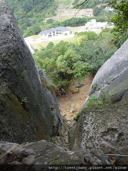 大炮岩.新北投山 031.JPG