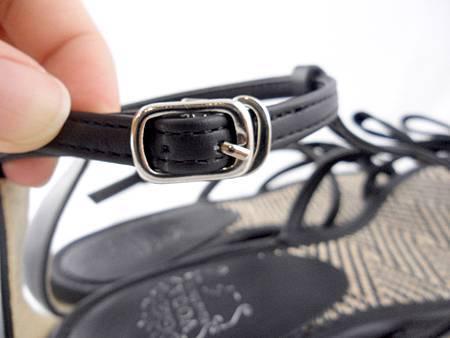 編織蝴蝶結涼鞋002