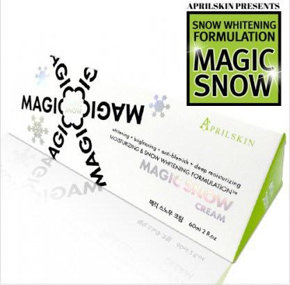 Magic-Snow-Whitening-Cream