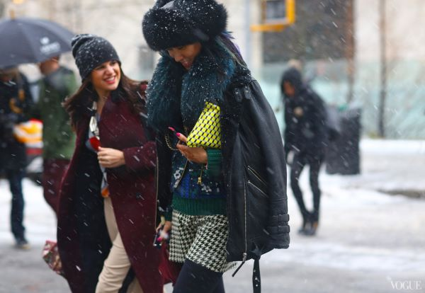 時尚撇步 ※ 這個秋冬就披上你的夾克吧!