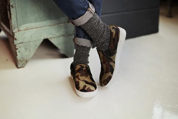 時髦趨勢 ※ SLIP ON SNEAKER 懶人鞋 !