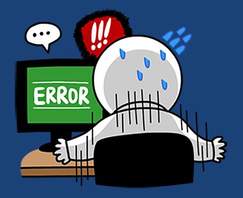line-error