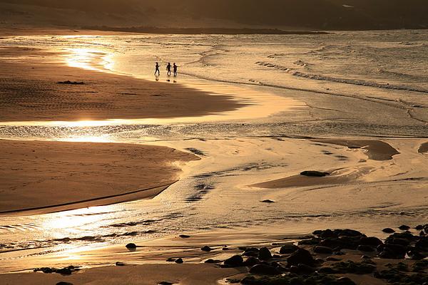 白沙灣景觀