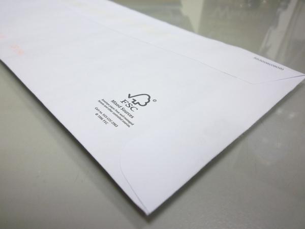 fsc信封