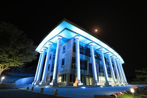 聖子愛之家,在韓國月明洞 大田地區 ,屬攝理教會,照片取自於 tw.god21.net