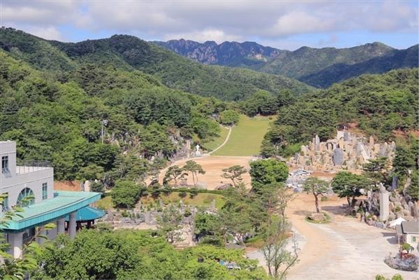 月明洞教會,韓國大田地區,攝理教會,照片來源:wmd.god21.net