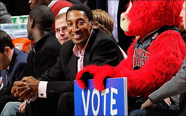 Pippen at Court