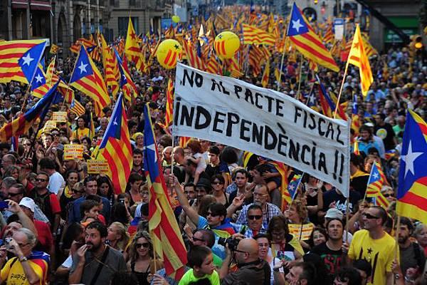 Spain in danger