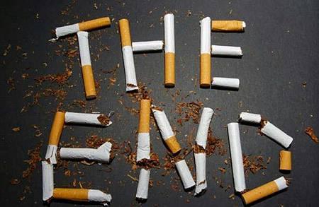 承認香菸的美妙