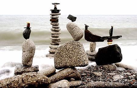 世界從不美好 只在平衡之中