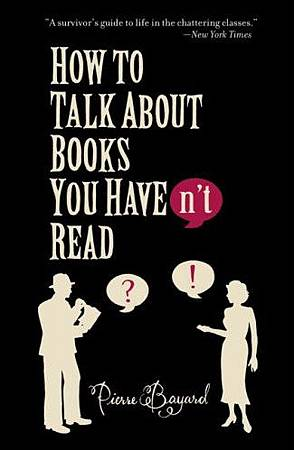 How to talk about books you haven