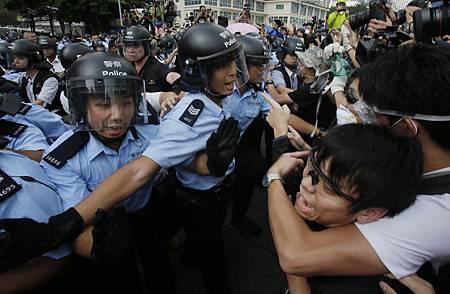 香港 抗爭