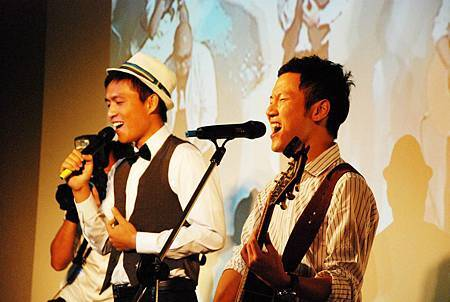 12-10-06 晴晴大維婚禮表演