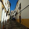 前往黛安娜神殿的葡萄牙小鎮.jpg