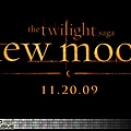 New Moon Loga