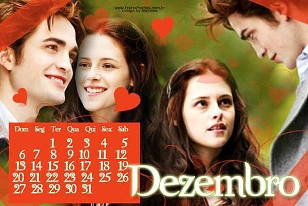 十二月 葡文版