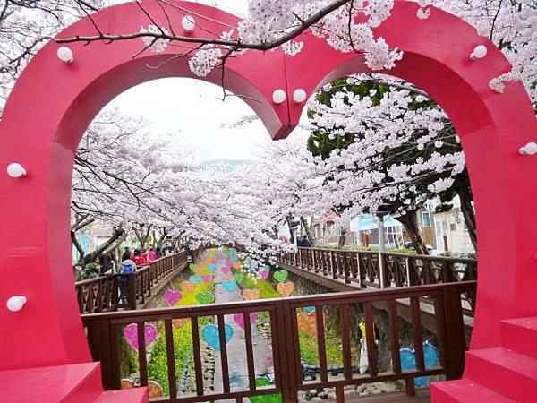 1-1韓國慶州余佐川橋 (1)