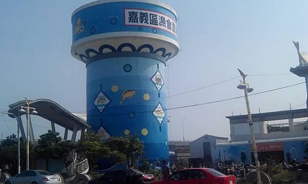 嘉義布袋漁貨直銷中心 (1)