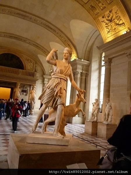 5巴黎羅浮宮  (17)
