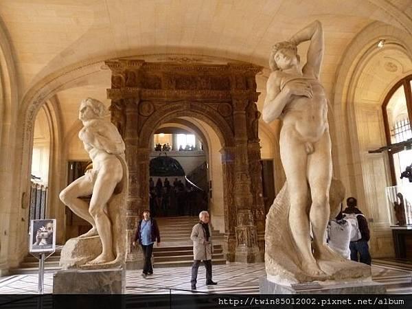 5巴黎羅浮宮  (2-3)