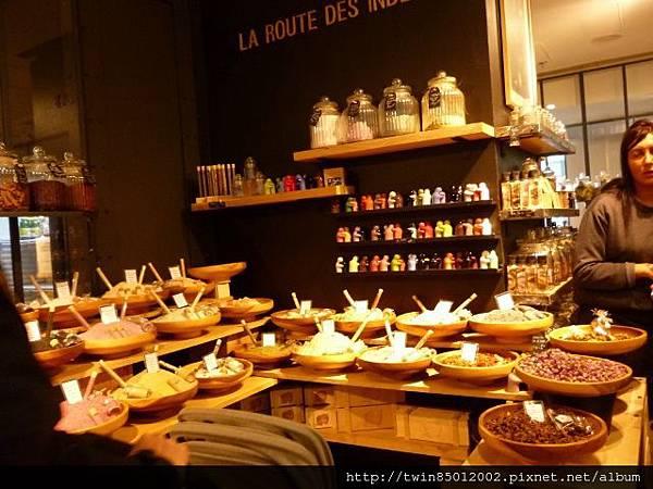 4巴黎春天百貨熟食區  (5)